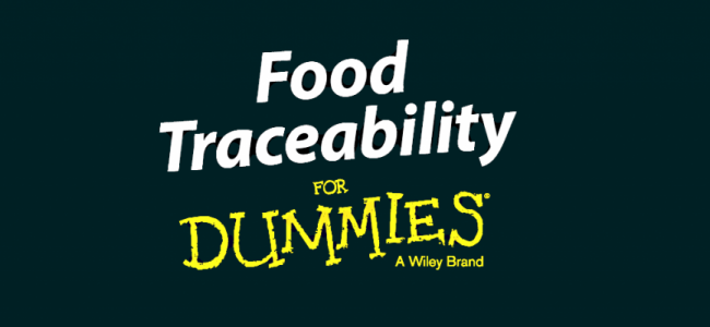 Traceability Banner