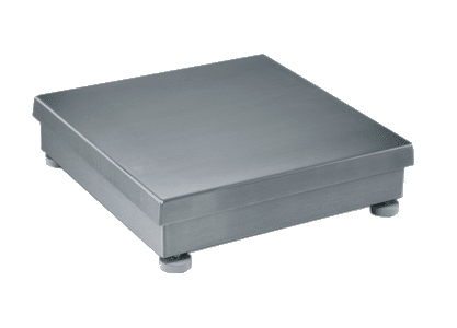 BenchMark's heavy-duty construction provides ultimate durability, sensitivity and long life for a variety of demanding weighing environments. Five standard platform sizes offer a wide variety of capacities.